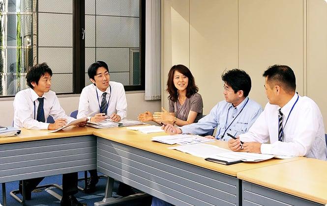 受託営業会議