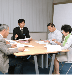 理事会の運営サポート
